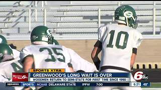 Sports Xtra: Greenwood football team returns to semi-state for first time since 1990 - Video