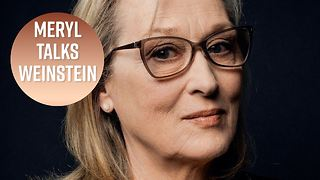 Meryl Streep insists she was 'clueless' about Weinstein - Video