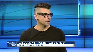 Wisconsin's foster care crisis featured in local film - Video