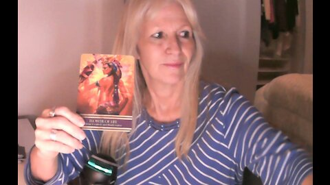 Tarot - Random Channeled Message - Worry & Doubt May Be Undermining Your Health & Manifestation