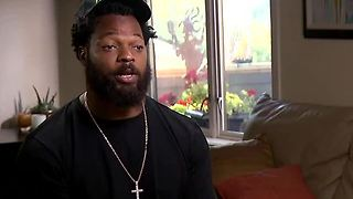 UPDATE: NFL's Michael Bennett speaks publicly for first time - Video