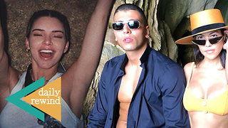 Kourtney Kardashian ENGAGED! Kendall Jenner & Ben Simmons Get SERIOUS! | DR