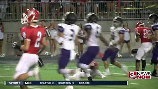 Millard South vs. Bellevue East - Video