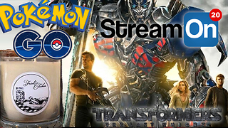 Pokemon, Optimus Prime, KFC Candles, and MORE on Stream On! - Video