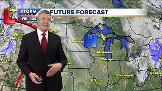 Weather Forecast Live at Five - Video