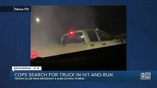 Mesa police looking for driver in deadly road rage incident