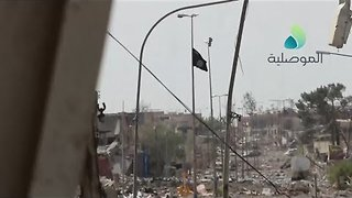 Iraqi Forces Advance into Final IS-Controlled District Near Mosul's Old City - Video
