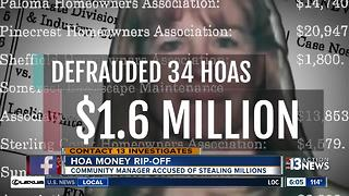 Community Manager ordered to pay $1.6 million to HOAs - Video