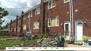 4 of 7 injured in Baltimore home explosions released from hospital, 2 others dead