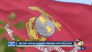 Shutdown backlash sets in on local military as Congress strikes a deal - Video