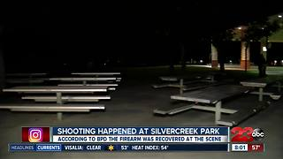Teenager shot during robbery at Silver Creek Park - Video