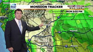 13 First Alert Weather for Aug. 11 - Video