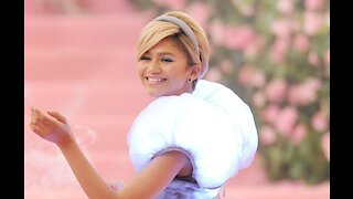 Zendaya hails her Emmy Award win as 'Crazy'