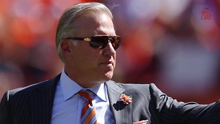 John Elway Says No Firings Until Season Is Done - Video