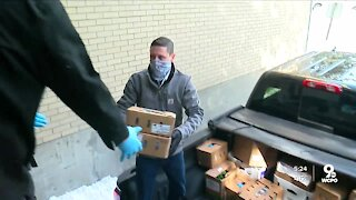 Last Mile Food Rescue reduces food insecurity in Greater Cincinnati, one trunk load at a time