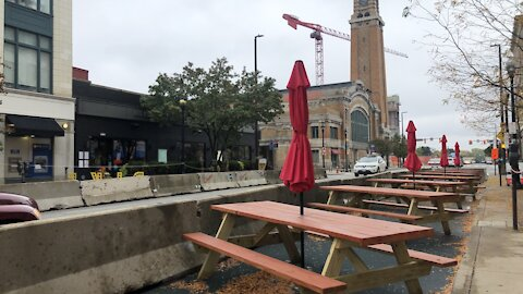 Temporary Expansion Area Program expansion will allow Cleveland restaurants to serve outside through the winter