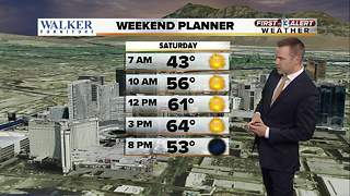 13 first alert weather for December 8 2017 - Video