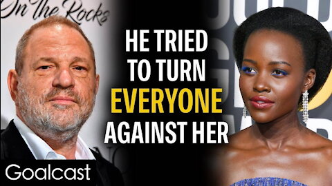 Harvey Weinstein Thought Nobody Would Believe Lupita Nyong'o Life Stories By Goalcast