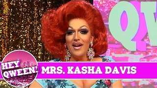 Mrs. Kasha Davis on Hey Qween With Jonny McGovern!!