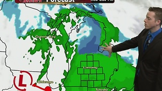 Dustin's First Alert Forecast 11-23 - Video