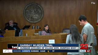 Day 2: Bakersfield man on trial for wife's death - Video