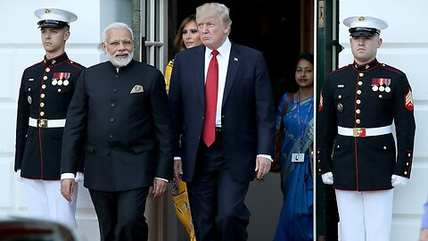 U.S. And India Reportedly Trying To Work Out Trade Deal By Sept. 30