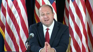 "Colorado Gov. Jared Polis makes clear: ""Wear a damn mask!"""