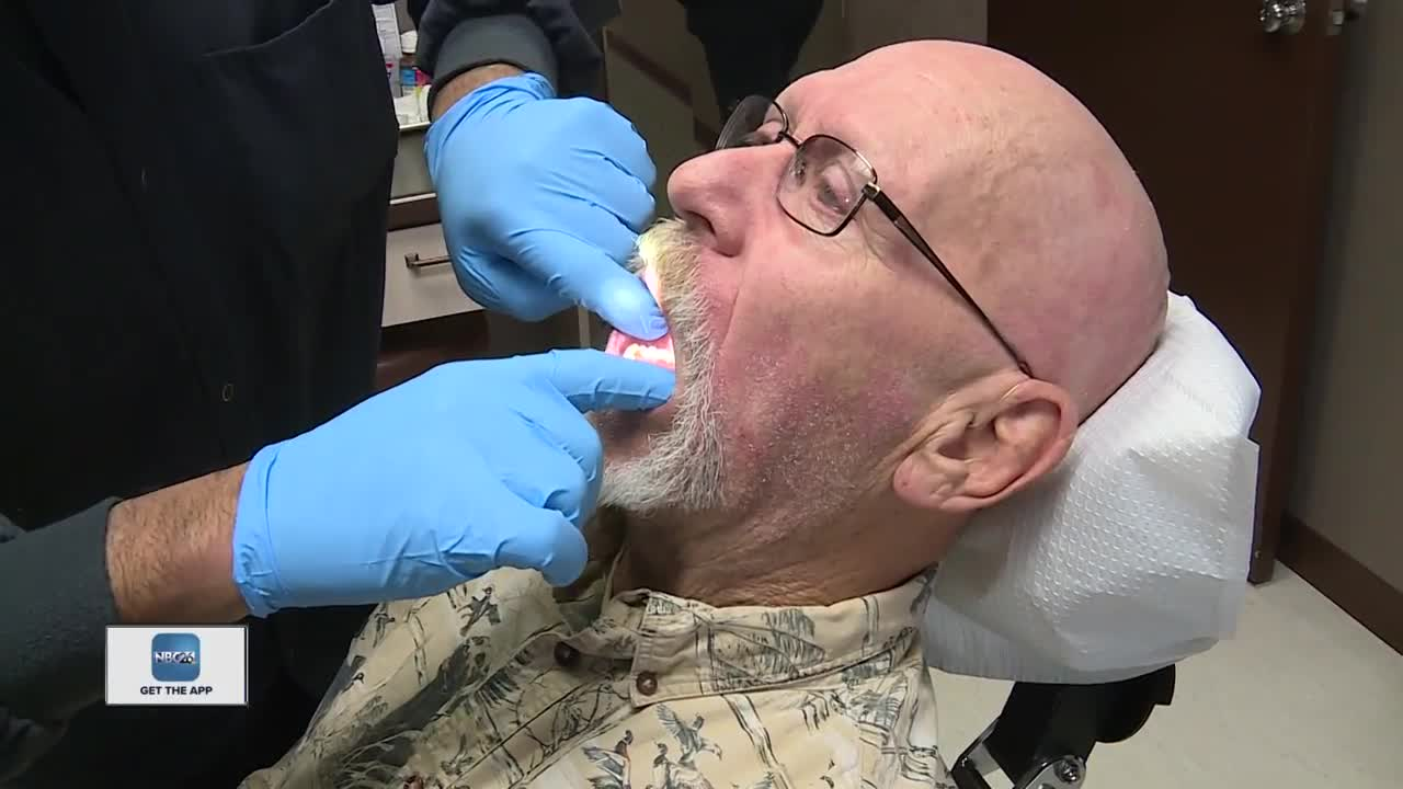 Salute to Smiles gives veterans a reason to smile