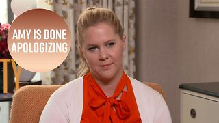 Amy Schumer on I Feel Pretty: 'I stopped apologizing' - Video