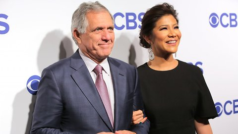 Julie Chen Leaves 'The Talk' After Husband Steps Down As CEO Of CBS