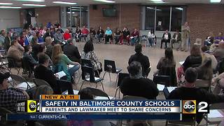 Plan to keep guns out of schools in Baltimore County - Video