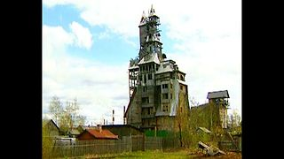 Bizarre Russian House - Video