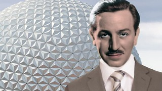 The Crazy Story Behind Walt Disney's Epcot Center - Video