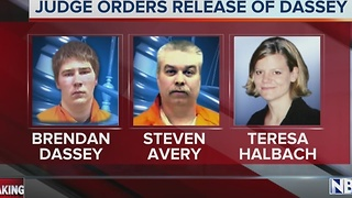 Brendan Dassey to be released - Video