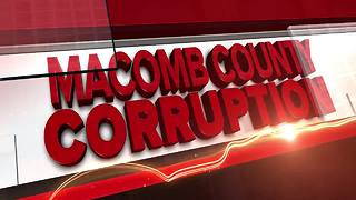 Authorities charge 16th person in Macomb County corruption probe - Video