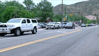 Battling crowds during 4th of July celebrations in Colorado
