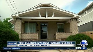 House flipping in Denver, Colorado Springs booming - Video