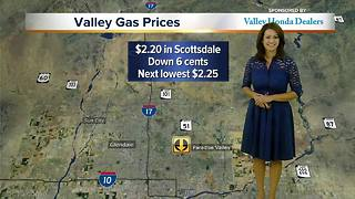 Cheapest gas prices around the Valley - Video
