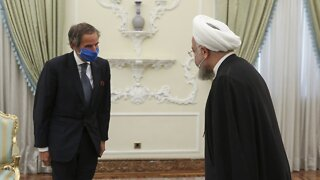 Iran Agrees To Allow Access To Suspected Nuclear Sites