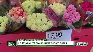 Last minute Valentein's Day gifts - Video