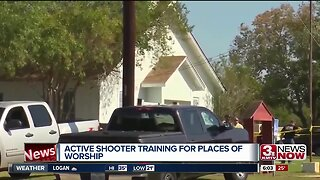 Active Shooter Training for Places of Worship