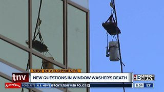 Window washer dies after falling at Trump International Hotel - Video