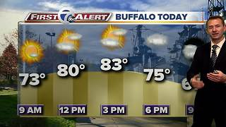 7 First Alert Forecast 092717 - Video