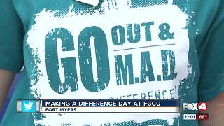 FGCU Making a Difference Day - Video