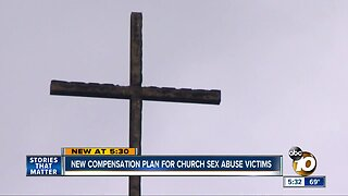 San Diego Diocese announces compensation plan for victims of sexual abuse