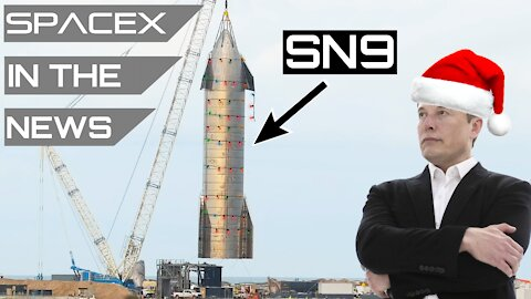 Elon Musk Delivers New Starship In Time For Christmas   SpaceX in the News