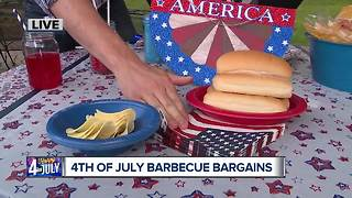 Fourth of July barbecue bargains - Video