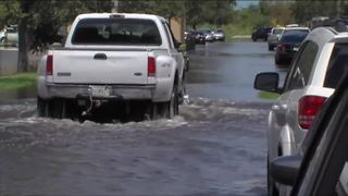 Some Fort Pierce residents still dealing with problems caused by Hurricane Irma flooding