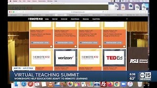 ASU hosts virtual teaching summit