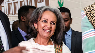 Sahle-Work Zewde Becomes First Woman Elected President of Ethiopia